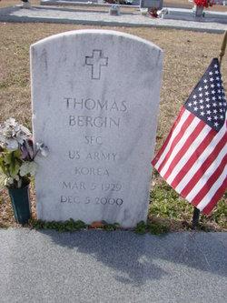Thomas Bergin
