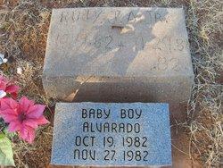 Rudy Alvarado, Jr