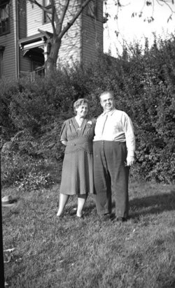 Bertha Henrietta <I>Markussen</I> Dahl Olsen