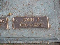 """John J """"Jack"""" Dillon"""