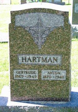 Gertrude <I>Politeski</I> Hartman