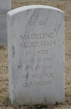 Madeline Evelyn Alderman