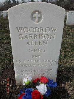 Woodrow Garrison Allen