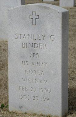 Stanley Gilbert Bindner