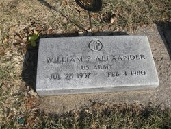 William Paul Alexander