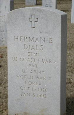 Herman E Dials