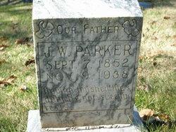 Jacob William Parker