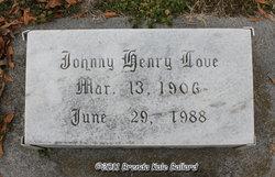 Johnny Henry Love