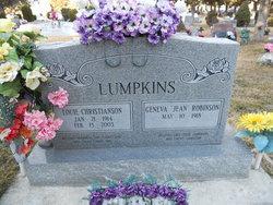 Louie C. Lumpkins