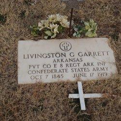 Livingston G Garrett