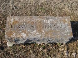Bessie M Unknown