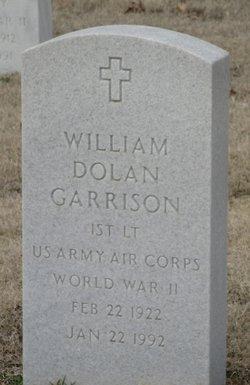 William D Garrison