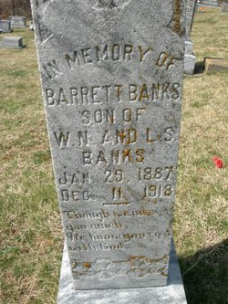 Barrett Banks
