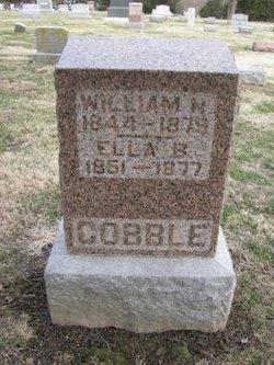 Ella B. <I>Woolfolk</I> Gobble