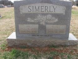 Iva <I>Rutherford</I> Simerly