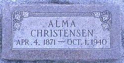 Alma Christensen