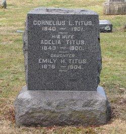 Adelia <I>Dilts</I> Titus