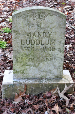 "Amanda ""Mandy"" <I>Smith</I> Ludlum"