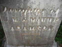 Ella May Adamson