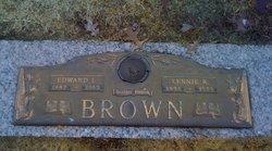 "Lenna R. ""Lennie"" <I>Rogers</I> Brown"
