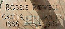 Bossie Powell