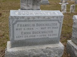 Emma <I>Esbenshade</I> Buckwalter