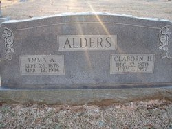 Emma Arnata <I>Howard</I> Alders