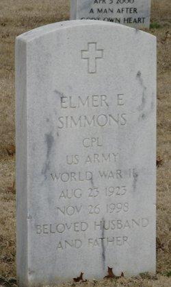 Elmer Eugene Simmons
