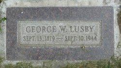 George Willard Lusby