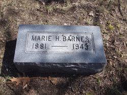 Marie H. Barnes