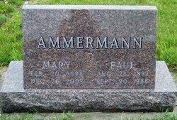 Mary <I>Gerdes</I> Ammermann