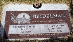 """Berenice """"Bee"""" <I>Kesler</I> Beidelman"""