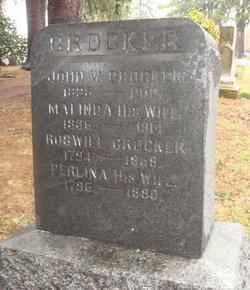 John W. Crocker