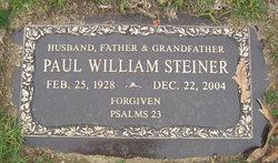 Paul William Steiner