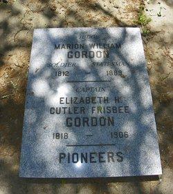 Judge Marion William Gordon
