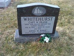 Anna M. <I>Ripke</I> Whitehurst