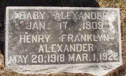 Henry Franklyn Alexander
