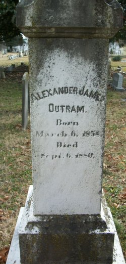 Alexander James Outram