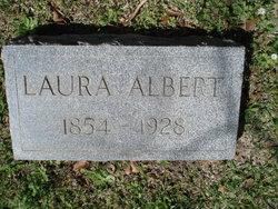 Laura A <I>Johnson</I> Albert