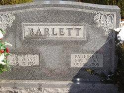 Pauline <I>Candlish</I> Barlett