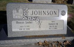 Tippett Kay Johnson