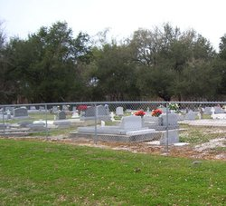 Pecan Island Community Cemetery