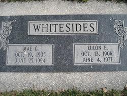 Zulon Edmond Whitesides