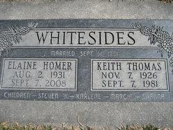 Keith Thomas Whitesides