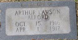 Arthur Lawson Alford