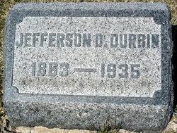 Jefferson Davis Durbin