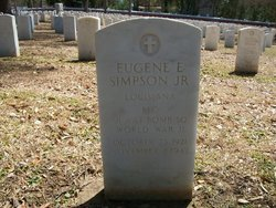PFC Eugene E Simpson Jr.