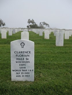 Clarence Florian Hale, Sr