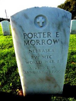 Porter Edmond Morrow