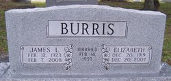 James Lee Burris